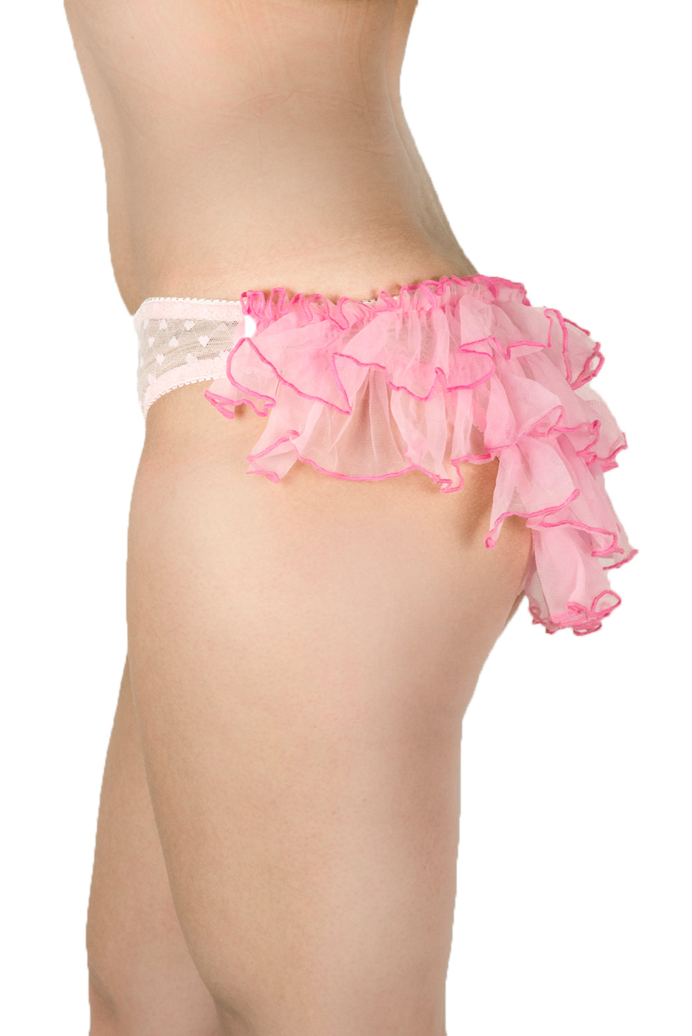 Frilly Back Knicker
