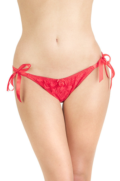 Lorna Lace Knicker (Sold out - Accept made to order)
