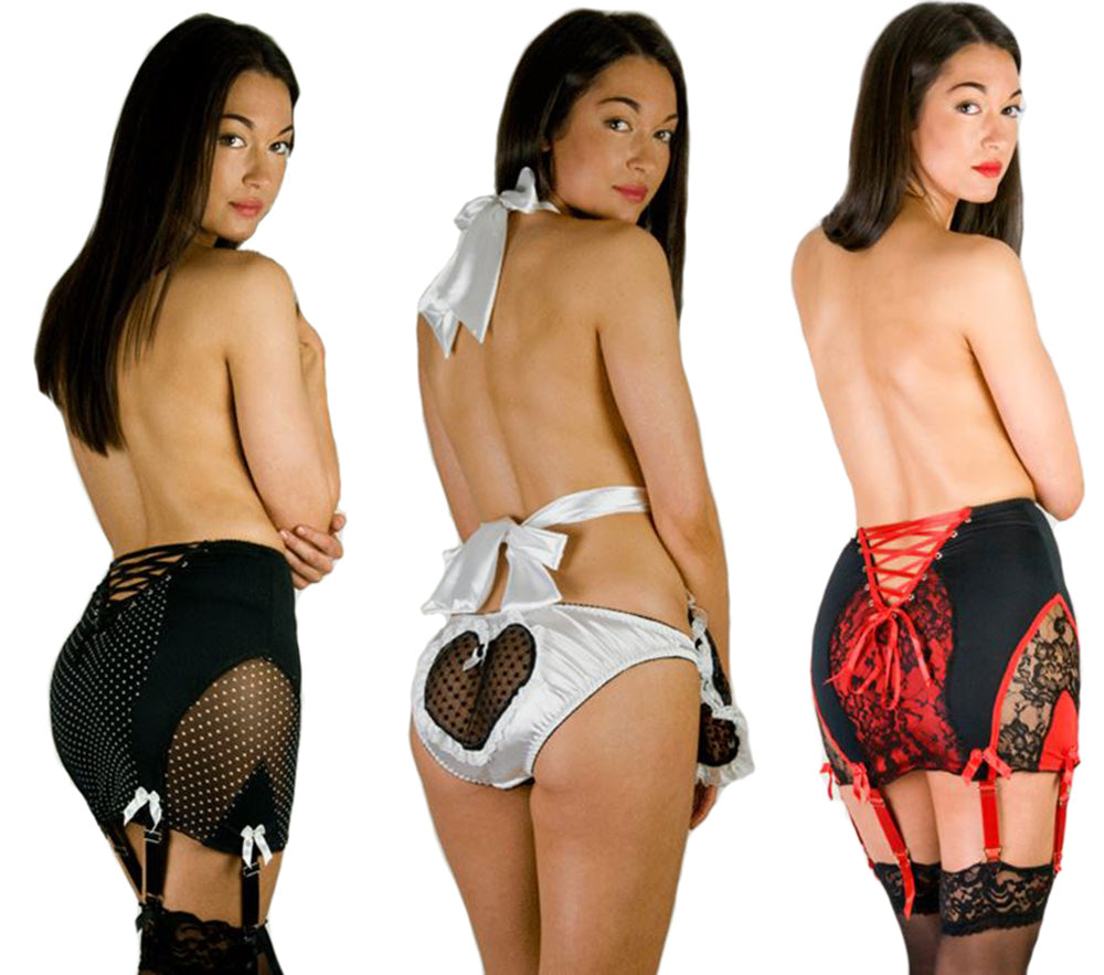 Maga Retro Lace Girdle