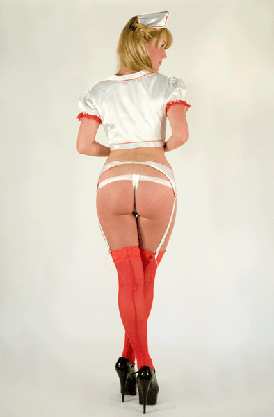 Very Naughty Nurse Costume