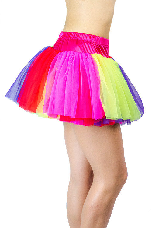 Lala Rainbow Skirt