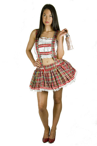 School Girl Costume Set
