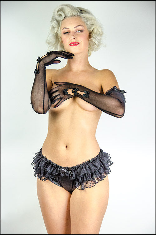 Amie Burlesque Queen Set