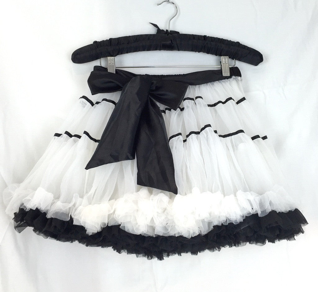 "Petticoat 15"" inches length"