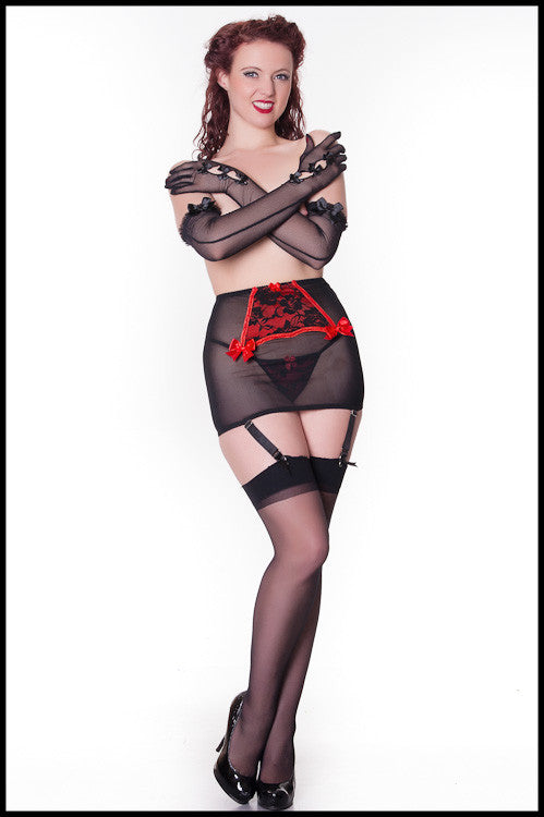 Michell Suspender Belt