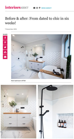 the interiors addict black and white projects