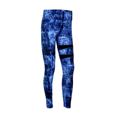 Leggings - Electric Blue