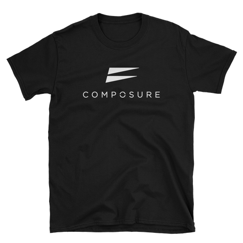Composure Quick Dry T-Shirt - Black