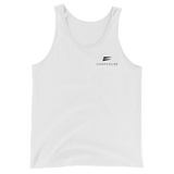Composure Tank - White