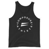 Composure Athlete Tank - Black