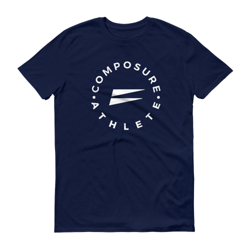 Composure Athlete Shirt - Navy