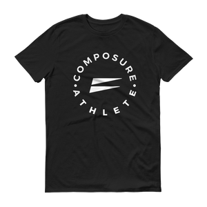 Composure Athlete Shirt - Black