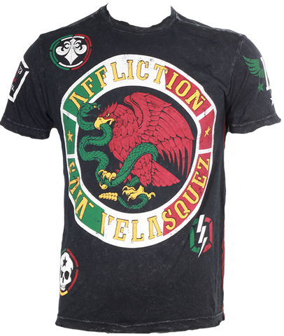 Affliction Cain Velasquez UFC 155 Walkout Tee Black