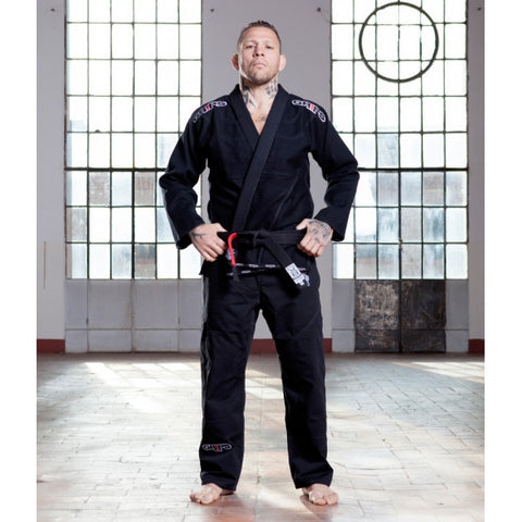 Grips Athletics  BJJ GI Secret Weapon 2.0 - Black