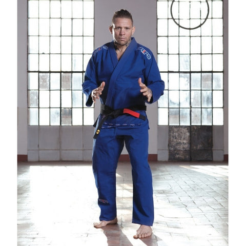 Grips Athletics  BJJ GI Secret Weapon 2.0 - Blue