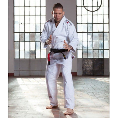 Grips Athletics  BJJ GI Secret Weapon 2.0 - White