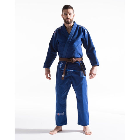 Grips Athletics  BJJ GI Secret Weapon Evo - Blue