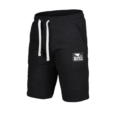 BAD BOY CORE SHORTS - BLACK