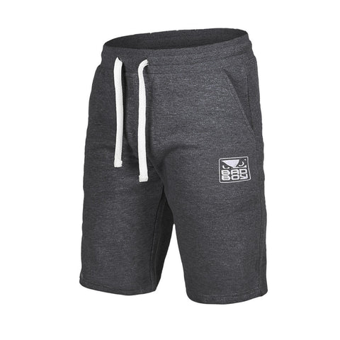 BAD BOY CORE SHORTS - DARK GREY