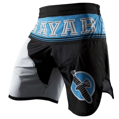 Hayabusa Flex Factor Training Shorts - Blue / Black