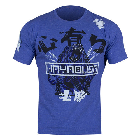 Hayabusa Have Heart T-Shirt - Heathered Blue
