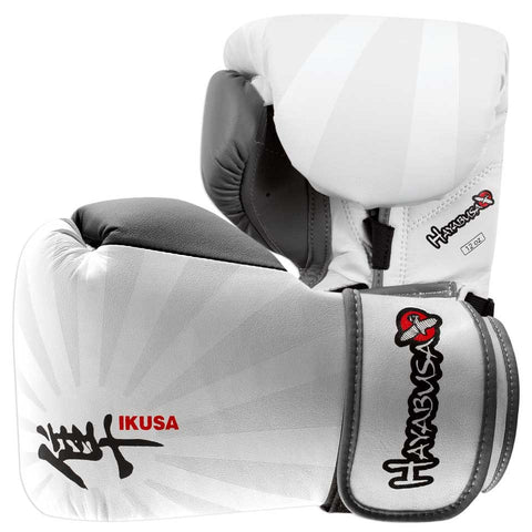 Hayabusa Ikusa 12oz Gloves White