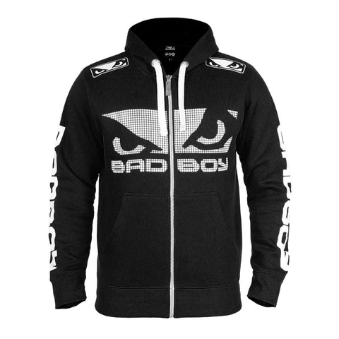 BAD BOY WALKOUT 3.0 HOODIE - BLACK
