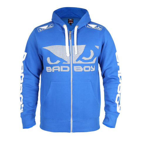 BAD BOY WALKOUT 3.0 HOODIE - BLUE