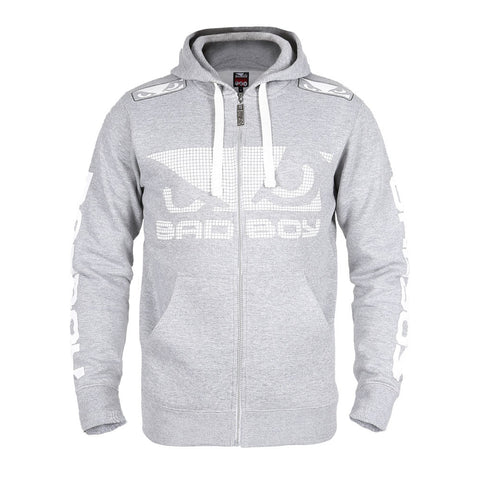 BAD BOY WALKOUT 3.0 HOODIE - GREY