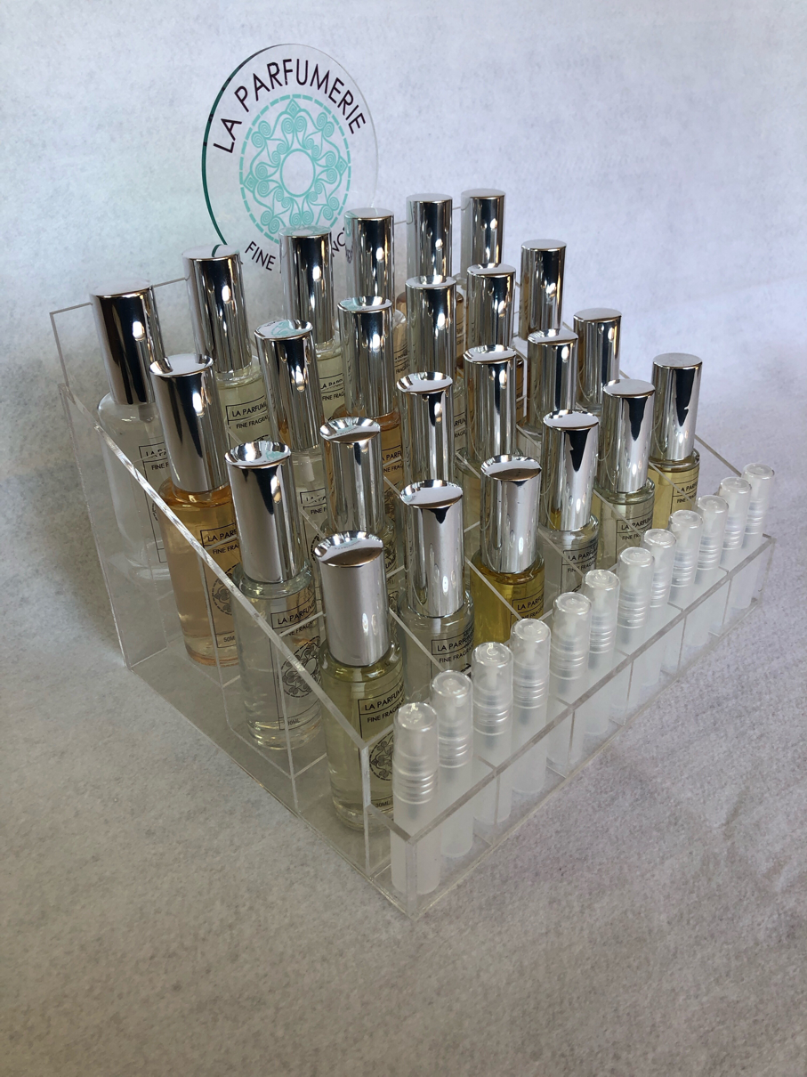 Acrylic Display Unit (Sold Empty Without Fragrances)