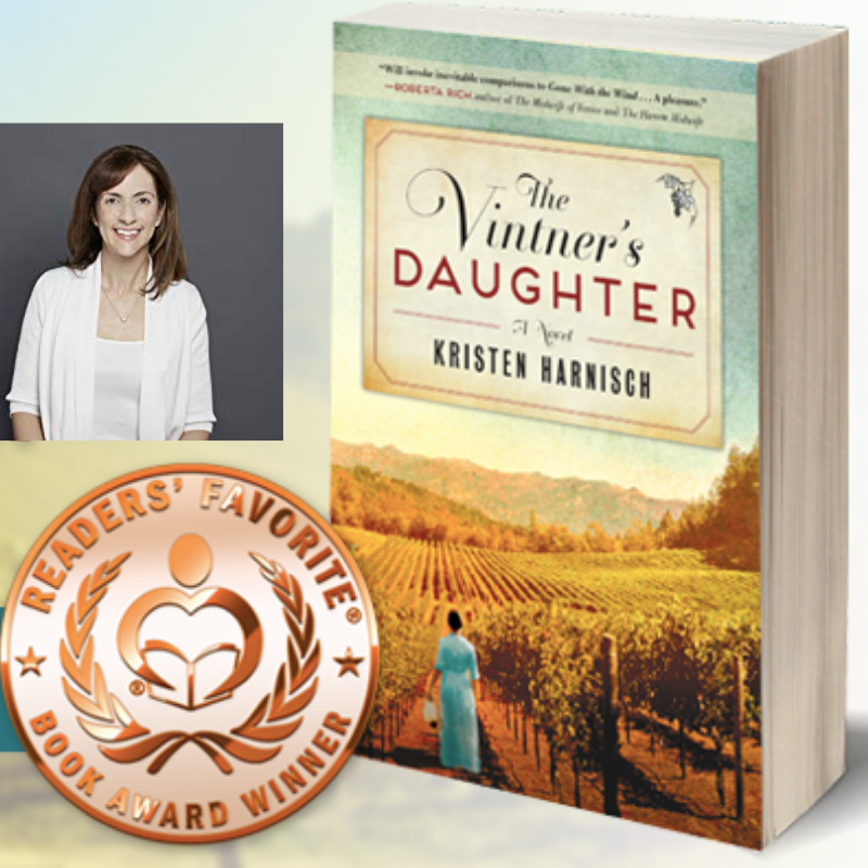 March Mystery: The Vintner's Daughter