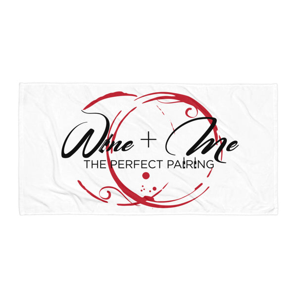 Wine Lovers Towel