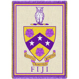 Phi Gamma Delta Throw Blanket - My Gift Obsession