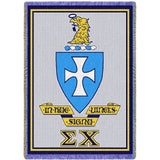 Sigma Chi Throw Blanket - My Gift Obsession