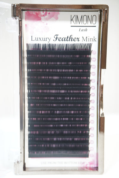 Luxury Feather Mink .07, .10, .20 (Single Length)