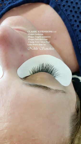 "1 DAY ""CLASSIC"" COURSE (Sat, Feb 29 2020) LASH LOVE"