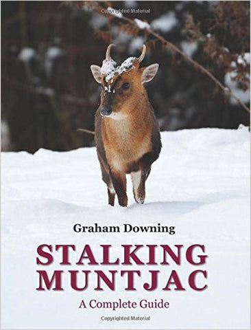 Stalking Muntjac by Graham Downing