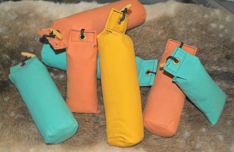 Canvas Gundog Dummies, All Sizes