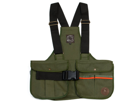Light Dummy Vest (Canvas Back)