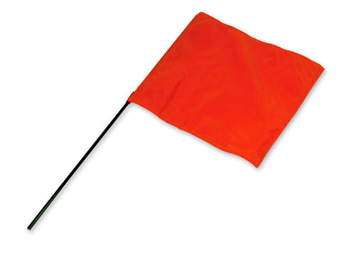 Square Flag (Orange)