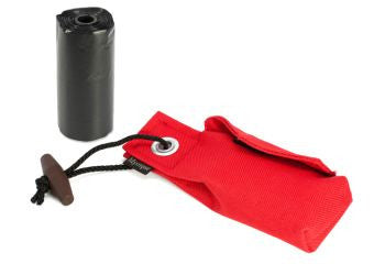 Mystique® Dummy Poo Bag Holder