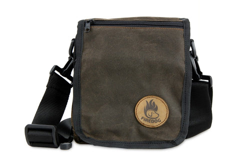 Waxed Dummy Bag (Handbag) (Also known as the Messenger Bag)