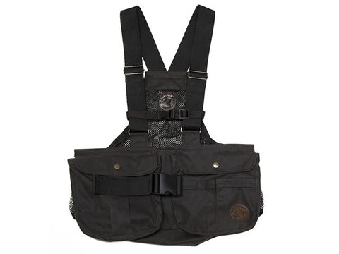 "WAXED Mystique Light Dummy Vest ""Trainer Cool"" (Net Back)"