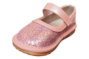 Pink Sparkle Mary Jane Shoe