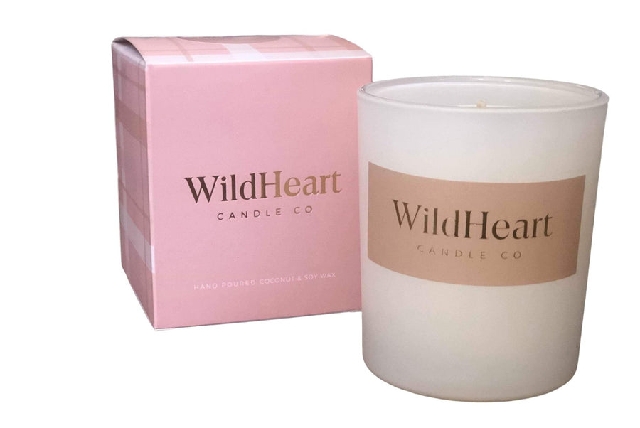 Orange & Vanilla Blossom Candle