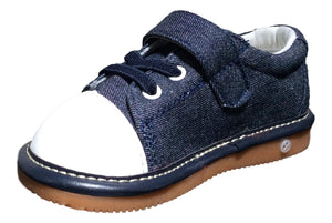 Denim Tennis Shoe