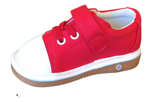 Red Toddler Shoe