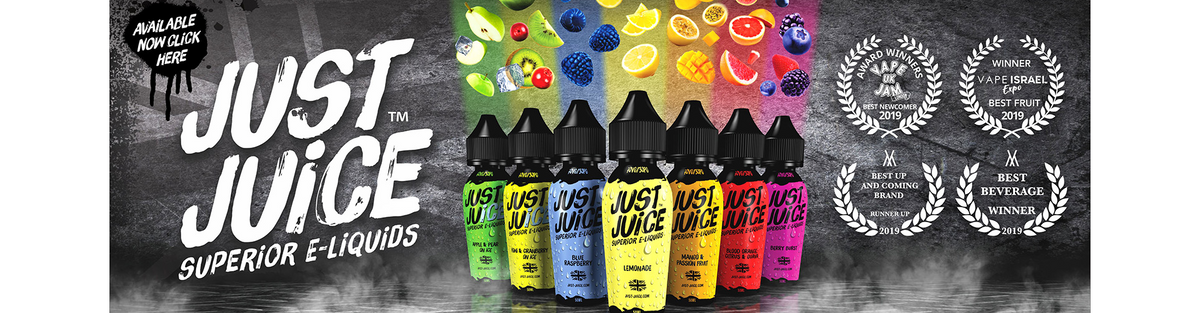 just juice superior e-liquids