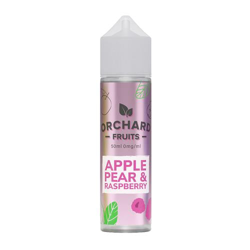 Apple Pear & Raspberry By Orchard Fruits 50ml