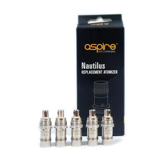 Nautilus Coils by Aspire (5Pack)